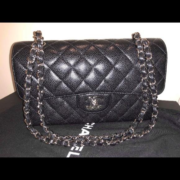 7371dd13a68c CHANEL Bags | Sold Small Caviar Classic Flap Shw | Poshmark